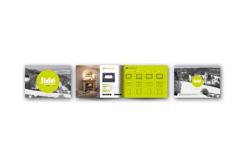 Catalogue produits Jidé : classique