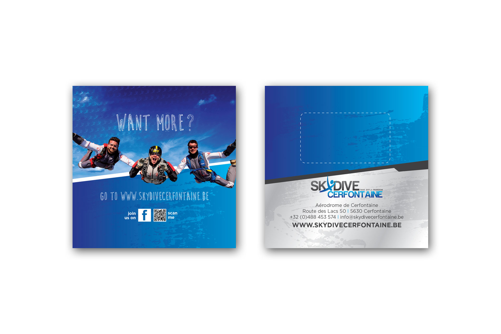 flyer skydive cerfontaine