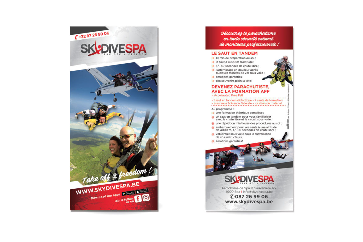 Flyers Skydive Spa