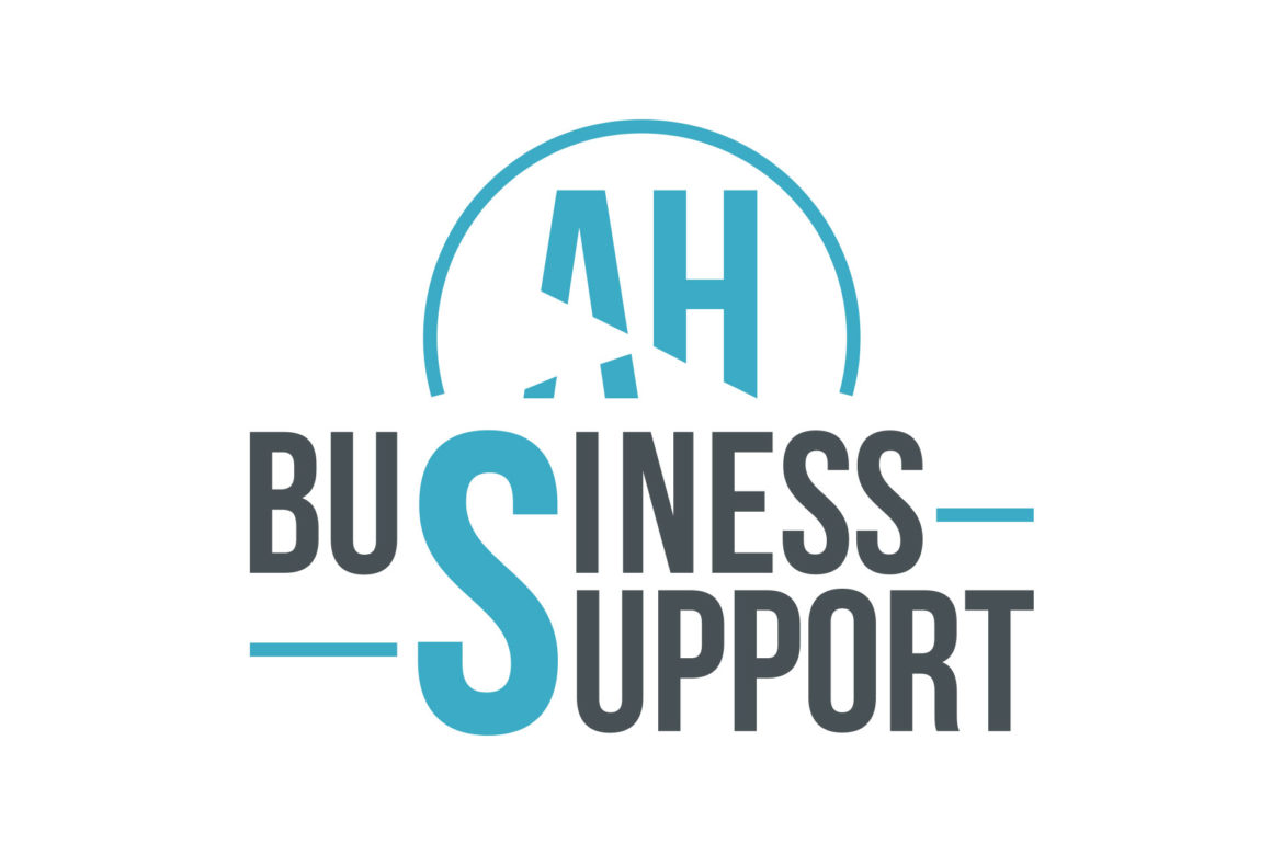 Logo AH Business Support