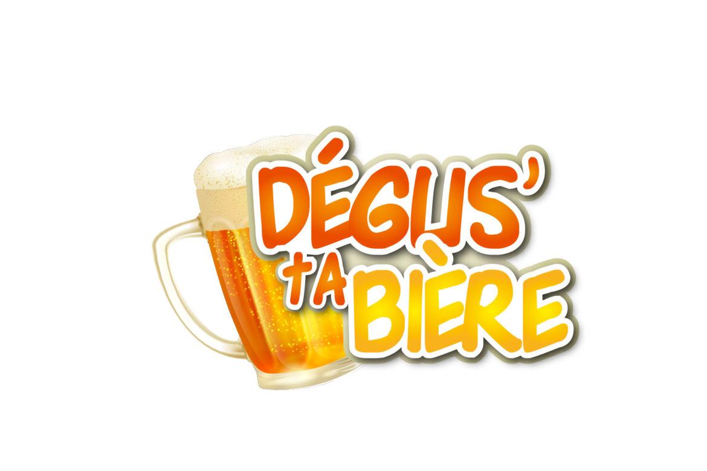 Logo Dégus' ta Bière