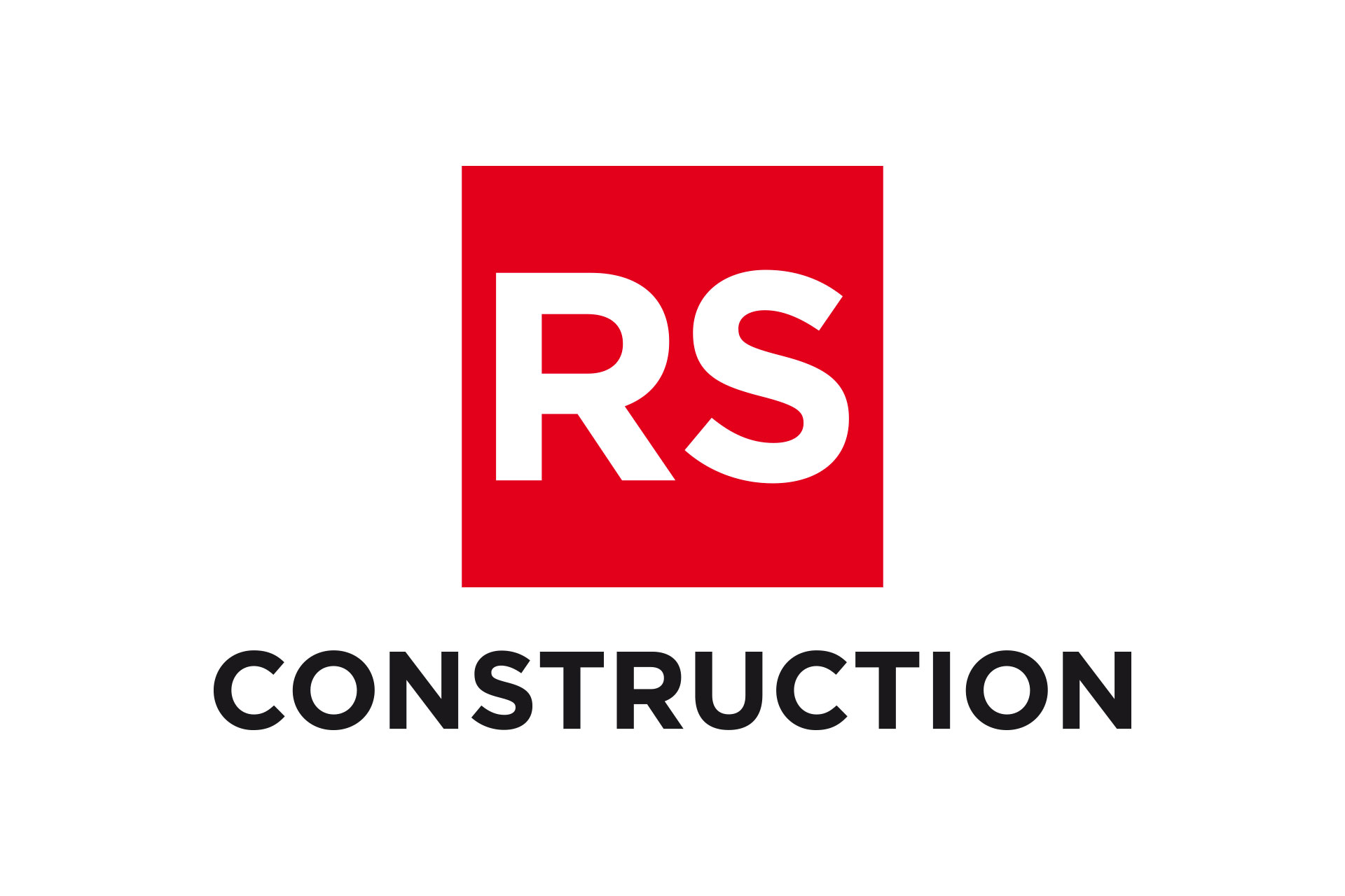 logo rs construction