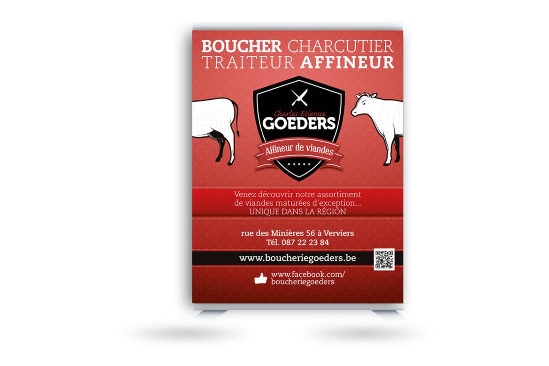 Rollup boucherie Goeders