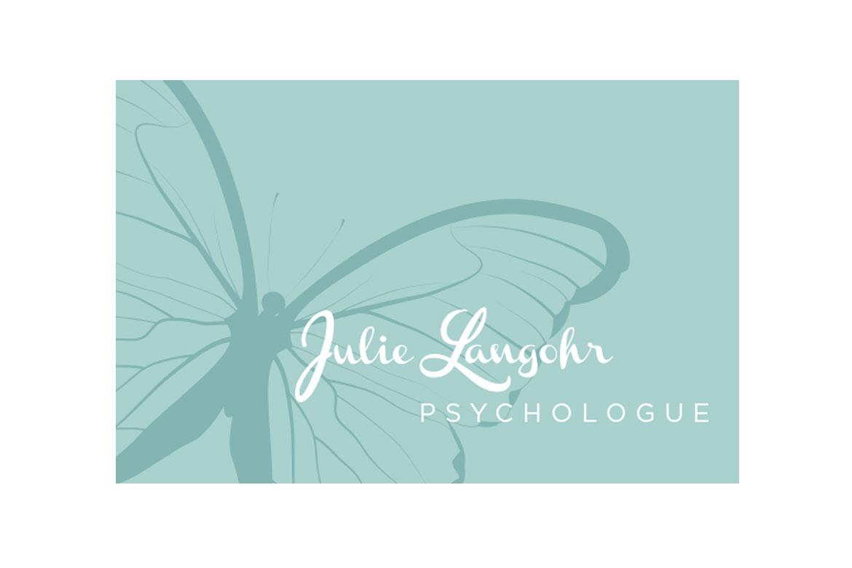 Logo Julie Langohr