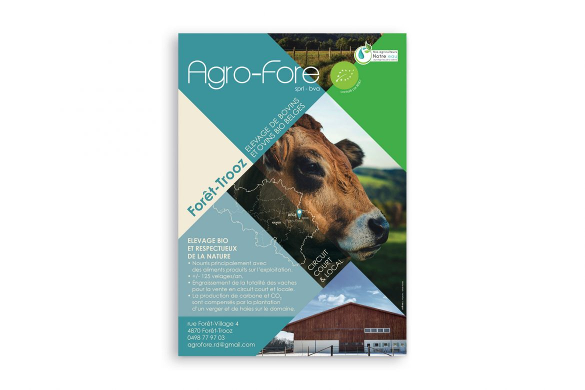 Affiche Agro Fore