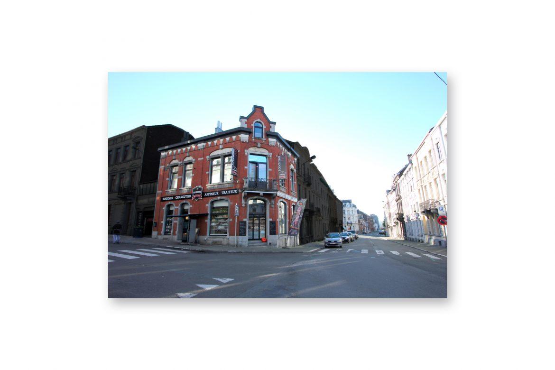 Enseignes façade Boucherie Goeders