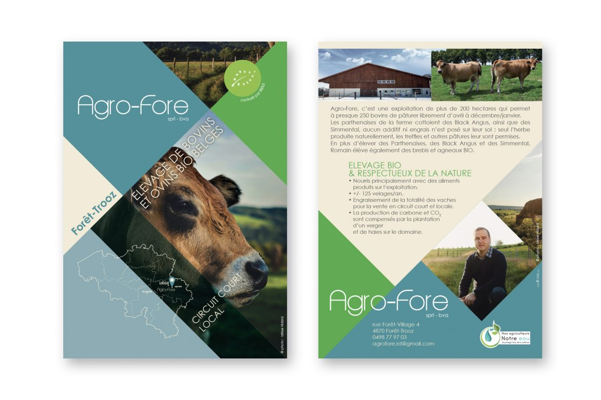 Flyers Agro-Fore