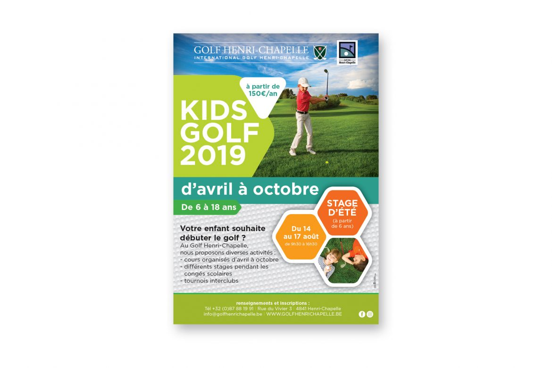Flyers Golf Henri-Chapelle Kids